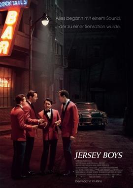 Jersey Boys – deutsches Filmplakat – Film-Poster Kino-Plakat deutsch