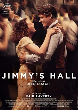 Jimmy's Hall – deutsches Filmplakat – Film-Poster Kino-Plakat deutsch