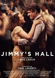 Jimmy's Hall - deutsches Filmplakat - Film-Poster Kino-Plakat deutsch
