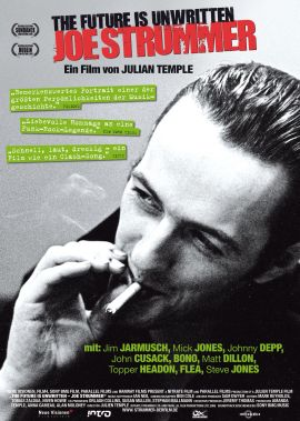 Joe Strummer – The Future is Unwritten