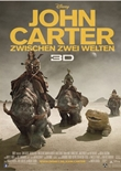 John Carter – deutsches Filmplakat – Film-Poster Kino-Plakat deutsch