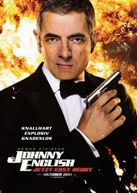 Johnny English 2 – Jetzt erst recht – deutsches Filmplakat – Film-Poster Kino-Plakat deutsch