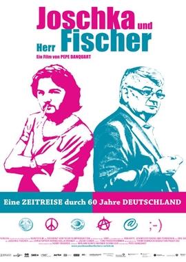 Joschka und Herr Fischer – deutsches Filmplakat – Film-Poster Kino-Plakat deutsch
