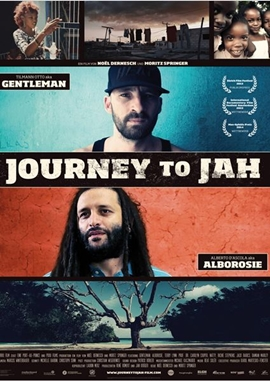 Journey to Jah – deutsches Filmplakat – Film-Poster Kino-Plakat deutsch