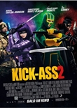 Kick-Ass 2 – deutsches Filmplakat – Film-Poster Kino-Plakat deutsch