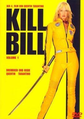 Kill Bill – Volume 1 – Uma Thurman, Lucy Liu, Daryl Hannah, David Carradine, Michael Madsen, Julie Dreyfus – Quentin Tarantino – Filme, Kino, DVDs Kinofilm Actionthriller – Charts & Bestenlisten
