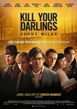 Kill Your Darlings – Junge Wilde – deutsches Filmplakat – Film-Poster Kino-Plakat deutsch