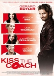 Kiss the Coach – deutsches Filmplakat – Film-Poster Kino-Plakat deutsch