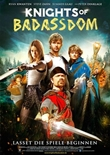 Knights of Badassdom - deutsches Filmplakat - Film-Poster Kino-Plakat deutsch