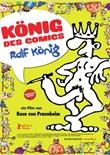 König des Comics – Ralf König – deutsches Filmplakat – Film-Poster Kino-Plakat deutsch