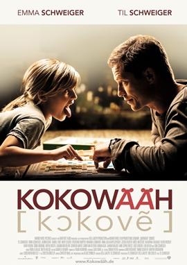 Kokowääh – deutsches Filmplakat – Film-Poster Kino-Plakat deutsch