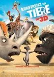 Konferenz der Tiere – deutsches Filmplakat – Film-Poster Kino-Plakat deutsch