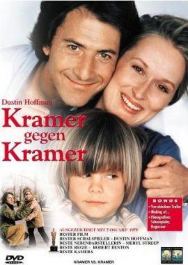 Kramer gegen Kramer – deutsches Filmplakat – Film-Poster Kino-Plakat deutsch