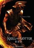 Krieg der Götter – deutsches Filmplakat – Film-Poster Kino-Plakat deutsch