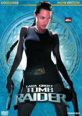 Lara Croft – Tomb Raider – deutsches Filmplakat – Film-Poster Kino-Plakat deutsch