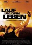 Lauf um dein Leben – Vom Junkie zum Ironman – deutsches Filmplakat – Film-Poster Kino-Plakat deutsch
