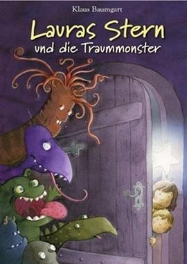 Lauras Stern und die Traummonster – deutsches Filmplakat – Film-Poster Kino-Plakat deutsch