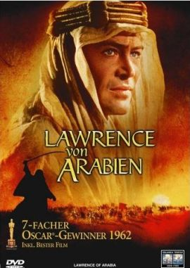 Lawrence von Arabien – deutsches Filmplakat – Film-Poster Kino-Plakat deutsch