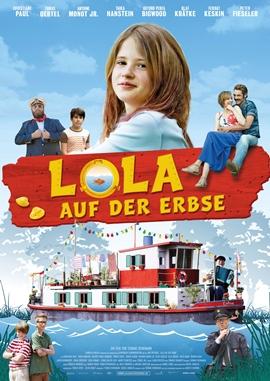 Lola auf der Erbse – deutsches Filmplakat – Film-Poster Kino-Plakat deutsch