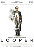 Looper – deutsches Filmplakat – Film-Poster Kino-Plakat deutsch