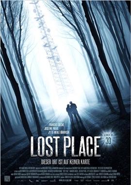 Lost Place – deutsches Filmplakat – Film-Poster Kino-Plakat deutsch
