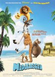 Madagascar – deutsches Filmplakat – Film-Poster Kino-Plakat deutsch