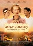 Madame Mallory und der Duft von Curry - deutsches Filmplakat - Film-Poster Kino-Plakat deutsch