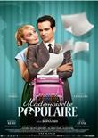 Mademoiselle Populaire – deutsches Filmplakat – Film-Poster Kino-Plakat deutsch