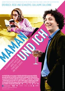 Maman und ich – deutsches Filmplakat – Film-Poster Kino-Plakat deutsch