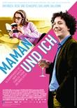 Maman und ich - deutsches Filmplakat - Film-Poster Kino-Plakat deutsch