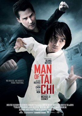 Man of Tai Chi – deutsches Filmplakat – Film-Poster Kino-Plakat deutsch