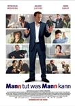 Mann tut was Mann kann – deutsches Filmplakat – Film-Poster Kino-Plakat deutsch