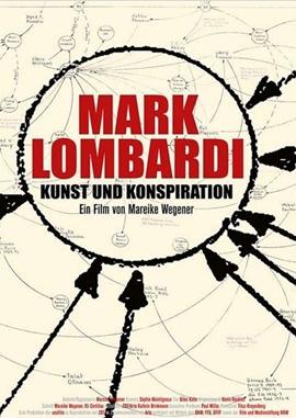 Mark Lombardi – Kunst und Konspiration – deutsches Filmplakat – Film-Poster Kino-Plakat deutsch