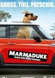 Marmaduke – deutsches Filmplakat – Film-Poster Kino-Plakat deutsch