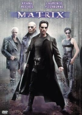 Matrix – deutsches Filmplakat – Film-Poster Kino-Plakat deutsch