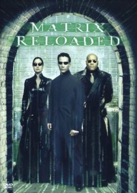 Matrix Reloaded – deutsches Filmplakat – Film-Poster Kino-Plakat deutsch