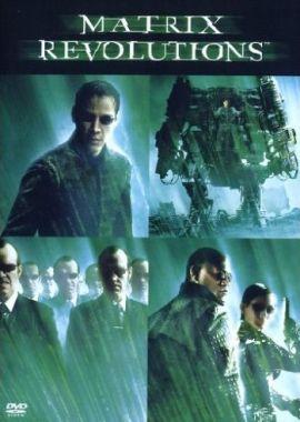 Matrix Revolutions – deutsches Filmplakat – Film-Poster Kino-Plakat deutsch