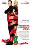 Mein Schatz, unsere Familie und ich – deutsches Filmplakat – Film-Poster Kino-Plakat deutsch