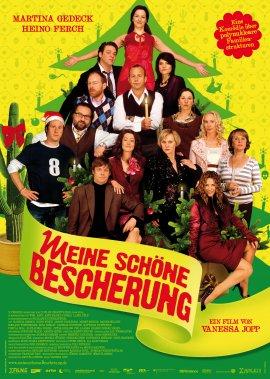Meine schöne Bescherung – deutsches Filmplakat – Film-Poster Kino-Plakat deutsch