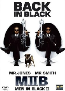 Men in Black II – Tommy Lee Jones, Will Smith, Lara Flynn Boyle, Johnny Knoxville, Rosario Dawson, Tony Shalhoub – Barry Sonnenfeld – Patrick Warburton, David Cross – Filme, Kino, DVDs Kinofilm SciFi-Komödie – Charts & Bestenlisten