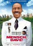 Mensch, Dave! – deutsches Filmplakat – Film-Poster Kino-Plakat deutsch
