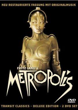 Metropolis – deutsches Filmplakat – Film-Poster Kino-Plakat deutsch