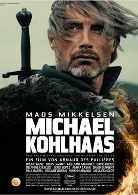 Michael Kohlhaas – deutsches Filmplakat – Film-Poster Kino-Plakat deutsch