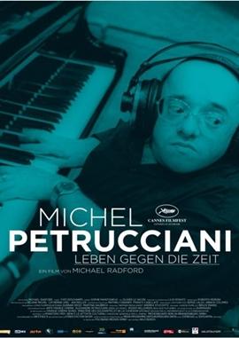 Michel Petrucciani – Leben gegen die Zeit – deutsches Filmplakat – Film-Poster Kino-Plakat deutsch