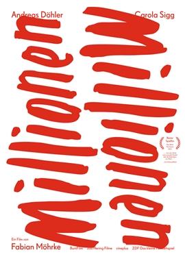 Millionen – deutsches Filmplakat – Film-Poster Kino-Plakat deutsch