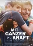 Mit ganzer Kraft - Hürden gibt es nur im Kopf - deutsches Filmplakat - Film-Poster Kino-Plakat deutsch