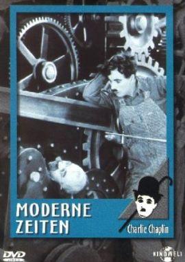 Moderne Zeiten – Modern Times – deutsches Filmplakat – Film-Poster Kino-Plakat deutsch