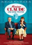 Monsieur Claude und seine Töchter - deutsches Filmplakat - Film-Poster Kino-Plakat deutsch