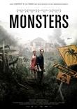 Monsters – deutsches Filmplakat – Film-Poster Kino-Plakat deutsch