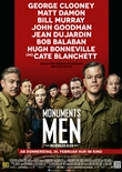 Monuments Men – Ungewöhnliche Helden – deutsches Filmplakat – Film-Poster Kino-Plakat deutsch